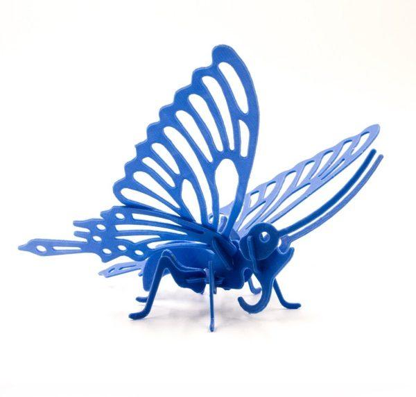 Filament 3d ACCCREATE PLA bleu impression