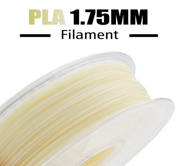 Filament 3d AMOLEN PLA bleu phosphorescent 1.75 mm