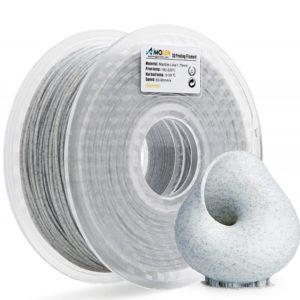 Filament 3d AMOLEN PLA marbre bobine