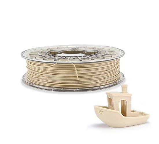 Filament 3d DAGOMA PLA ivoire bobine