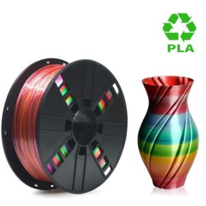 Filament 3d ERYONE PLA multicolore vase