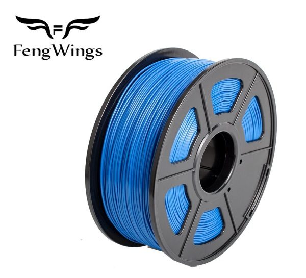 Filament 3d FENGWINGS ABS bleu bobine