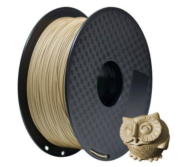 Filament 3d GEEETECH PLA bois bobine