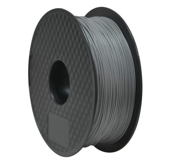 Filament 3d GEEETECH PLA gris 1Kg