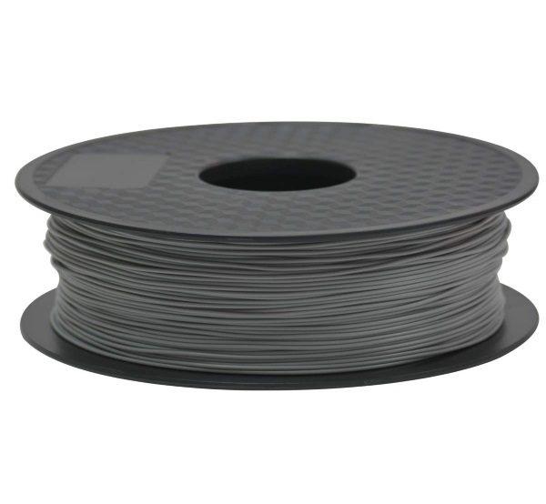 Filament 3d GEEETECH PLA gris rouleau