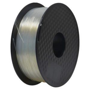 Filament 3d GEEETECH PLA transparent bobine