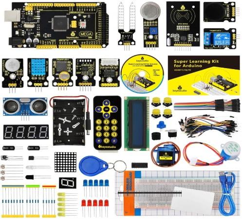 Kit de démarrage Arduino Mega 2560 R3 KEYESTUDIO top 5
