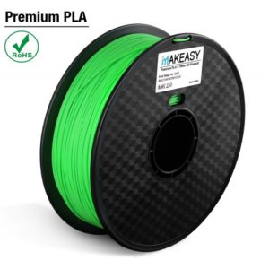 Filament 3d MAKEASY PLA vert bobine