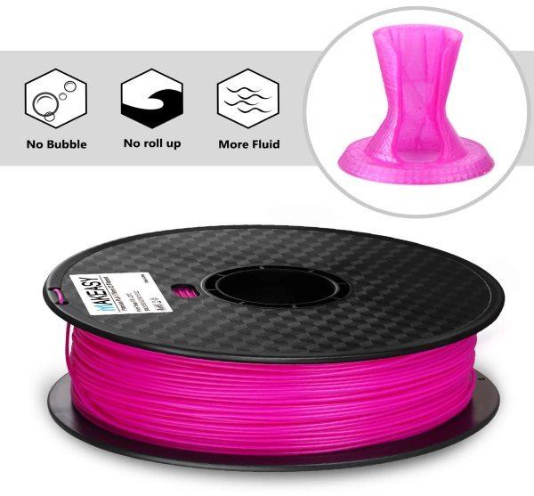 Filament 3d MAKEASY PLA violet impression