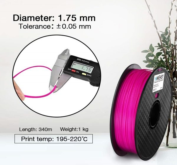 Filament 3d MAKEASY PLA violet 1.75mm