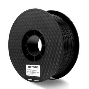 Filament 3d METERK PLA noir bobine