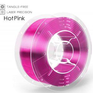 Filament 3d SAINSMART PETG rose vif bobine