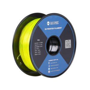 Filament 3d SAINSMART TPU jaune bobine