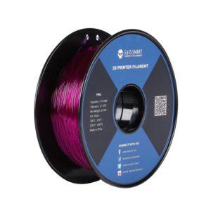 Filament 3d SAINSMART TPU violet bobine