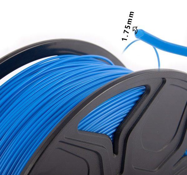 Filament 3d TIANSE PLA+ bleu 1.75mm