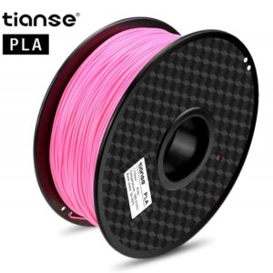 Filament 3d TIANSE PLA rose bobine