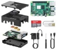 Kit de démarrage Raspberry Pi 4 TICTID 1Go starter kit top