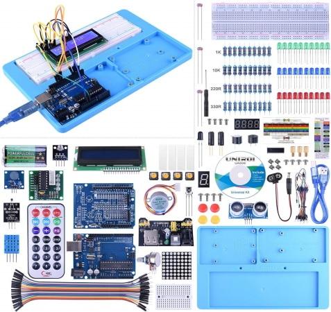 Kit de démarrage Arduino pour débutant UNIROI top 5