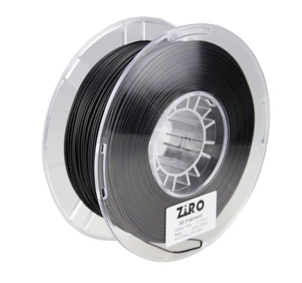 Filament 3d ZIRO PLA fibre de carbone bobine