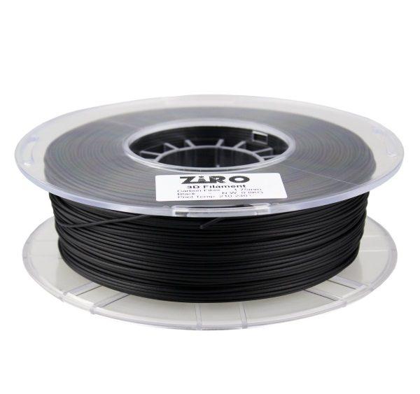 Filament 3d ZIRO PLA fibre de carbone 0.8 Kg