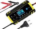 Chargeur de batterie voiture pas cher et intelligent 12V / 24V URAQT 12V pour moto ou auto, 4A à 8A jusqu'à 150 Ah désulfatation batterie top4