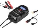 Chargeur de batterie voiture 12V ou 6V de AUTODEST auto ou moto, 2A / 4A jusqu'à 120 Ah en automatique avec écran rétroéclairé LCD top4