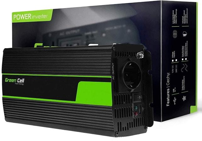 Convertisseur 12v 220v 1000w pur sinus, et jusqu'à 2000w crête, transformateur élévation tension batterie en prise secteur de courant alternatif top4