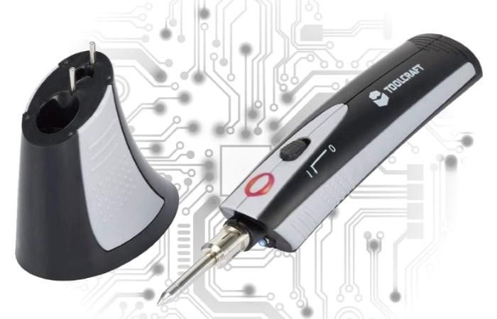 Fer à souder sans fil fonctionnant sur batterie Li-ion 2000 mAh pour utilisation mobile, soudure et petits travaux de soudage électronique rechargeable top3