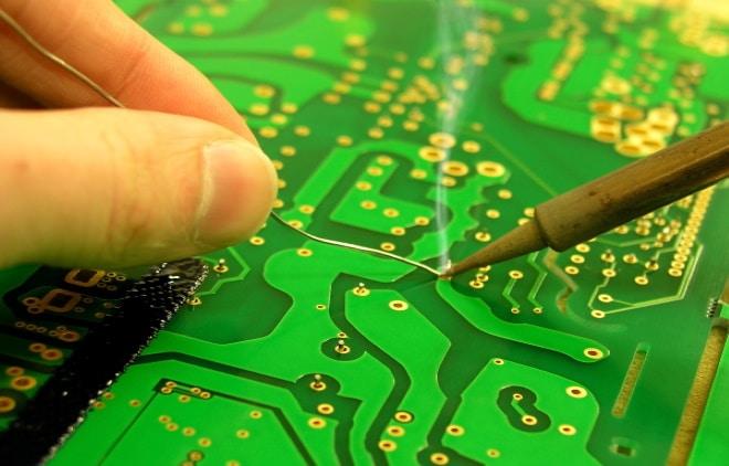 Fer pour soudage étain électronicien, soudure propre de précision avec température réglable pour électronique et projet électrique top3