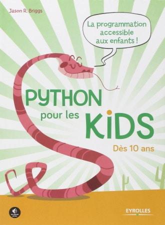 Livre programmation python pour les enfants dès 10 ans top5