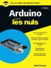 Arduino livre pour les nuls apprentissage carte électronique top5