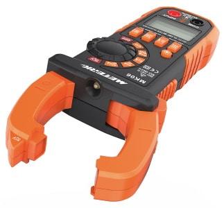 Mâchoires de pince ampèremétrique ouverte pour mesure de courant continu ou alternatif autour fil électrique, current AC DC automatique top4