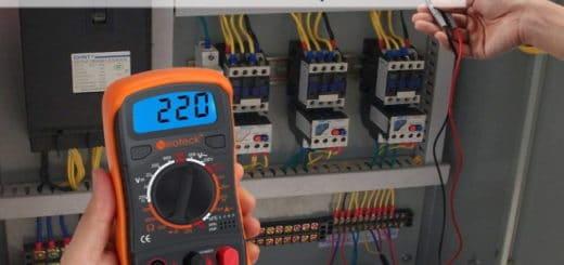 Multimètres numériques pas cher, automatique, portable, ou TRMS électricien testeur électrique top4