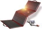 Panneau solaire flexible 12 volts 150 watts pliable port USB portable régulateur électronique automobile top5